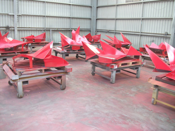Coloured Galvanized Steel