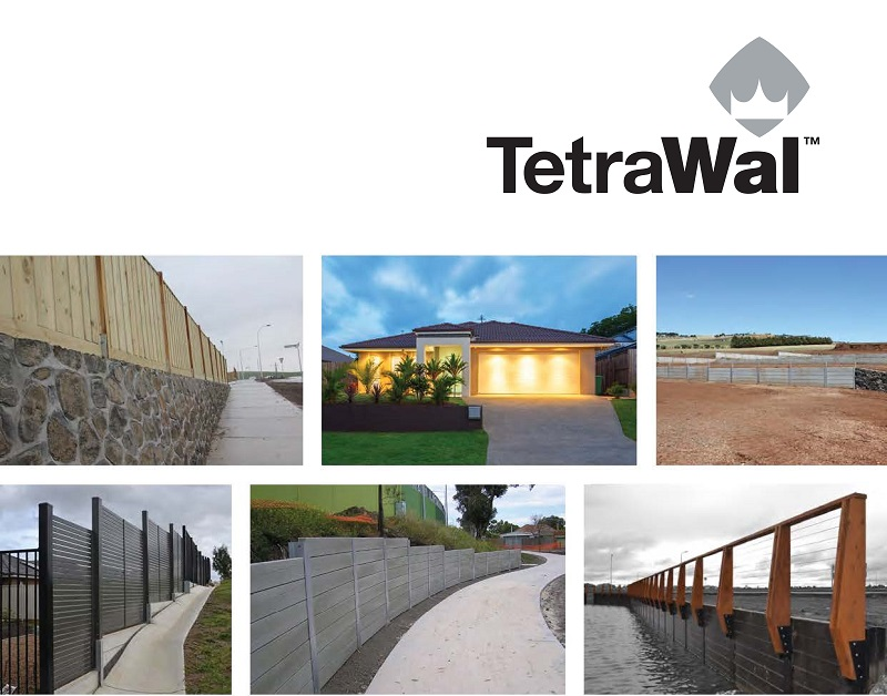 New TetraWal Brochure